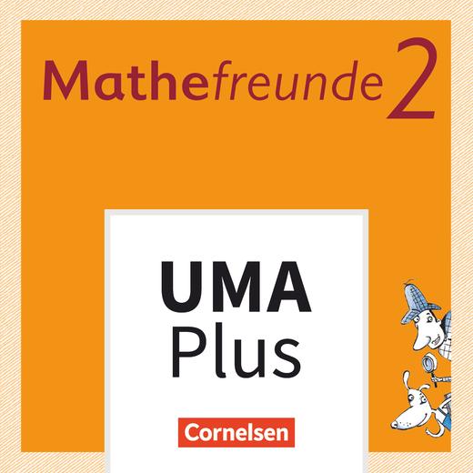 Mathefreunde - Unterrichtsmanager Plus - mit Download für Offline-Nutzung - 2. Schuljahr