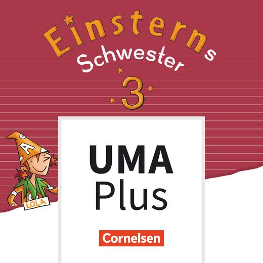 Einsterns Schwester - Unterrichtsmanager Plus - mit Download für Offline-Nutzung - Verbrauchsmaterial - 3. Schuljahr