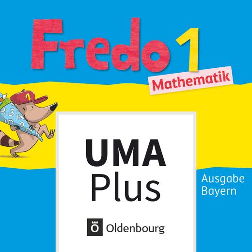 Fredo - Mathematik - Unterrichtsmanager Plus - mit Download für Offline-Nutzung - 1. Jahrgangsstufe
