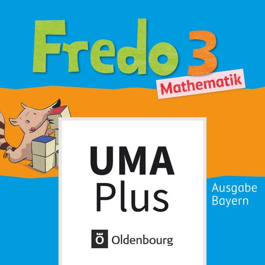Fredo - Mathematik - Unterrichtsmanager Plus - mit Download für Offline-Nutzung - 3. Jahrgangsstufe
