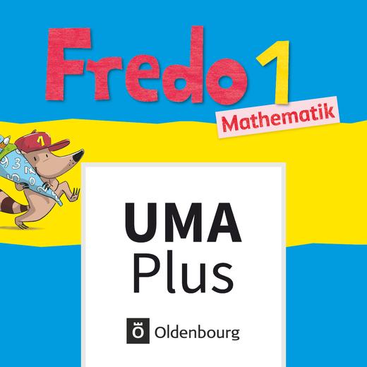 Fredo - Mathematik - Unterrichtsmanager Plus - mit Download für Offline-Nutzung - 1. Schuljahr
