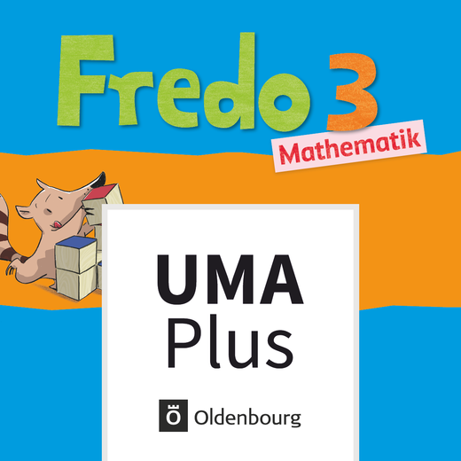 Fredo - Mathematik - Unterrichtsmanager Plus - mit Download für Offline-Nutzung - 3. Schuljahr