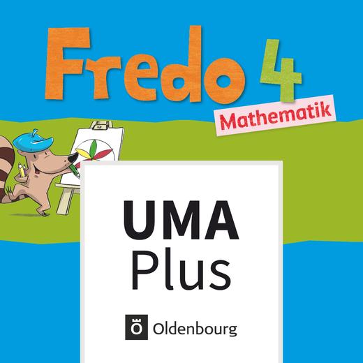 Fredo - Mathematik - Unterrichtsmanager Plus - mit Download für Offline-Nutzung - 4. Schuljahr