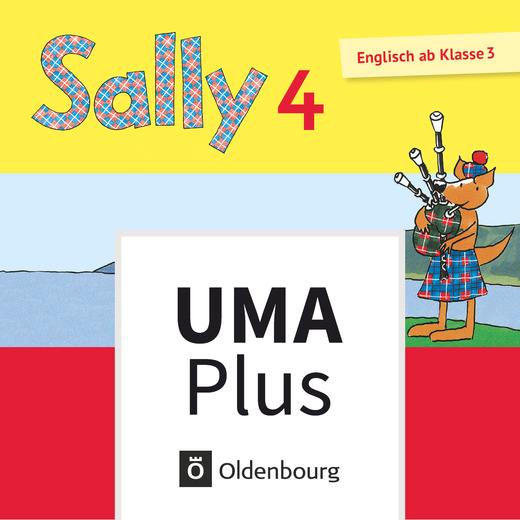 Sally - Unterrichtsmanager Plus - mit Download für Offline-Nutzung - 4. Schuljahr