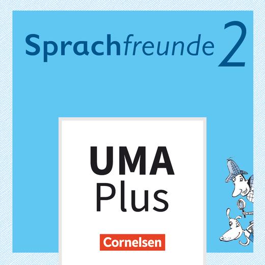 Sprachfreunde - Unterrichtsmanager Plus - mit Download für Offline-Nutzung - 2. Schuljahr