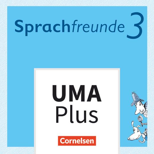 Sprachfreunde - Unterrichtsmanager Plus - mit Download für Offline-Nutzung - 3. Schuljahr