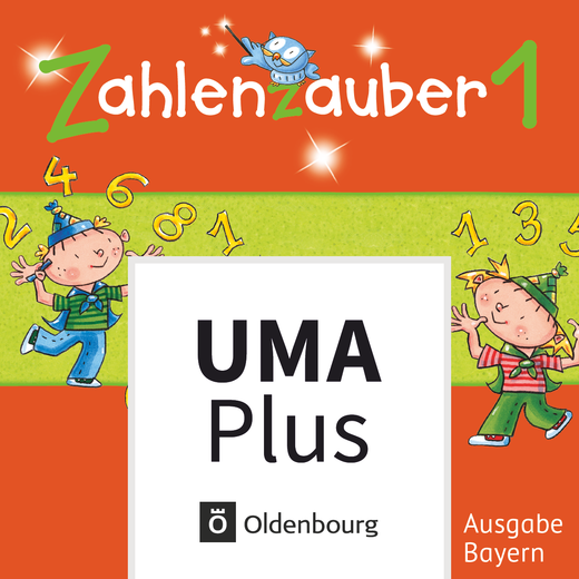 Zahlenzauber - Unterrichtsmanager Plus - mit Download für Offline-Nutzung - 1. Jahrgangsstufe