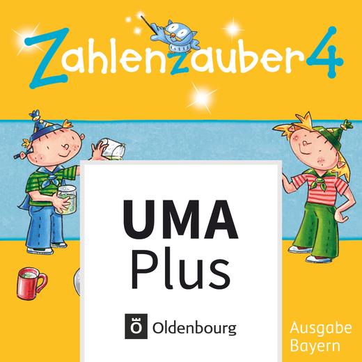 Zahlenzauber - Unterrichtsmanager Plus online (Demo 90 Tage) - 4. Jahrgangsstufe