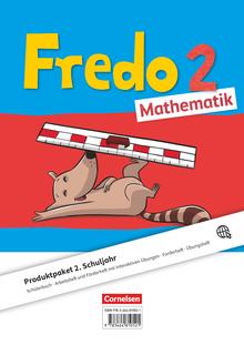 Fredo - Mathematik - Produktpaket - 2. Schuljahr