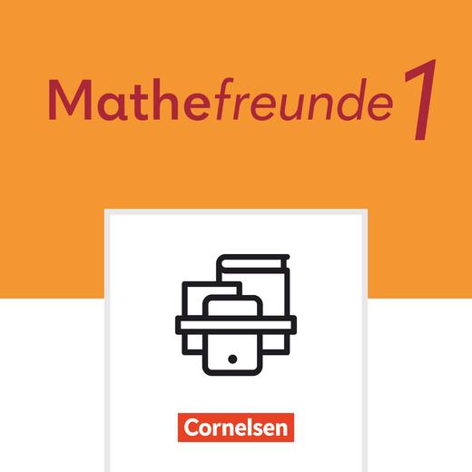 Mathefreunde - Handreichungen für den Unterricht und Kopiervorlagen - 1. Schuljahr