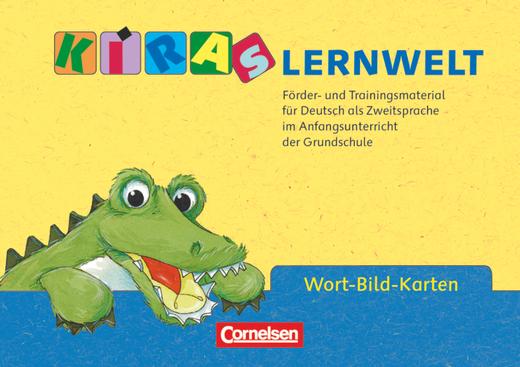 Kiras Lernwelt - Wort-Bild-Karten