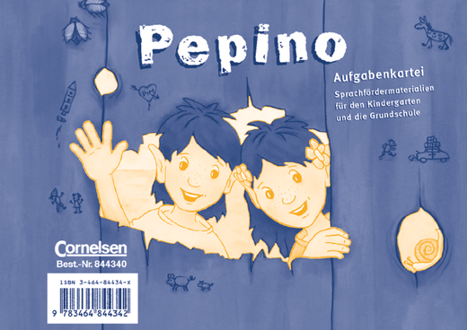 Pepino - Aufgabenkartei