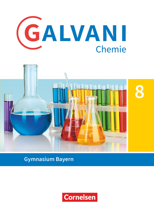 Galvani - Schülerbuch - 8. Jahrgangsstufe