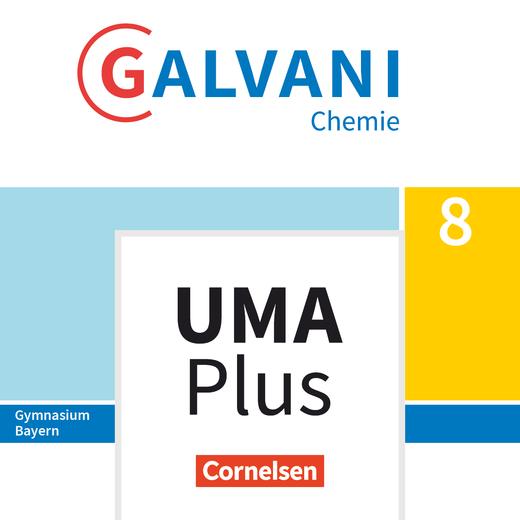 Galvani - Unterrichtsmanager Plus - mit Download für Offline-Nutzung - 8. Jahrgangsstufe