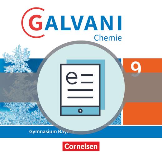 Galvani - Schülerbuch als E-Book - 9. Jahrgangsstufe