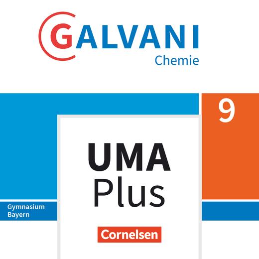 Galvani - Unterrichtsmanager Plus - mit Download für Offline-Nutzung - 9. Jahrgangsstufe