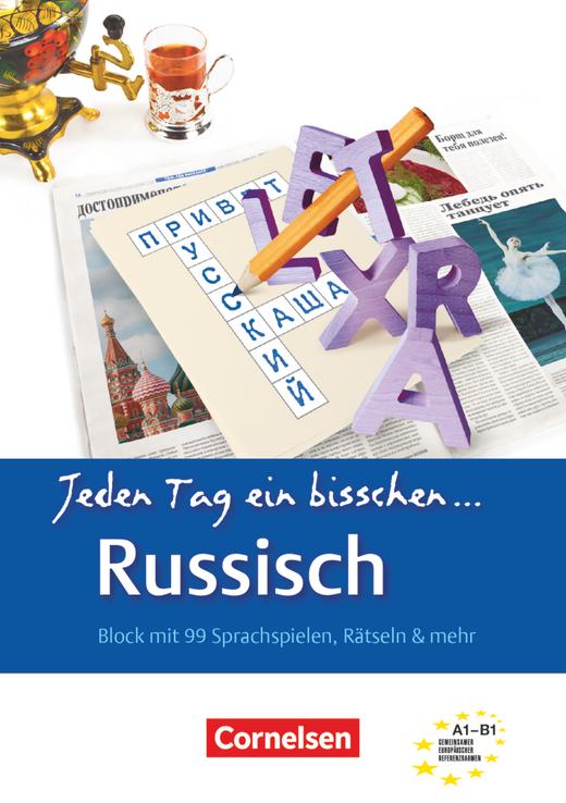 Lextra - Russisch - Selbstlernbuch - A1-B1