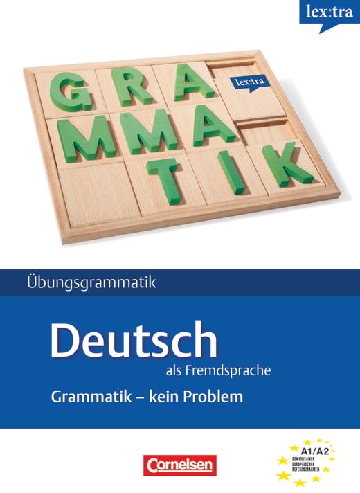 Lextra - Deutsch als Fremdsprache - Übungsbuch - A1/A2