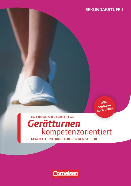 Sportarten - Gerätturnen kompetenzorientiert - Buch mit Kopiervorlagen über Webcode