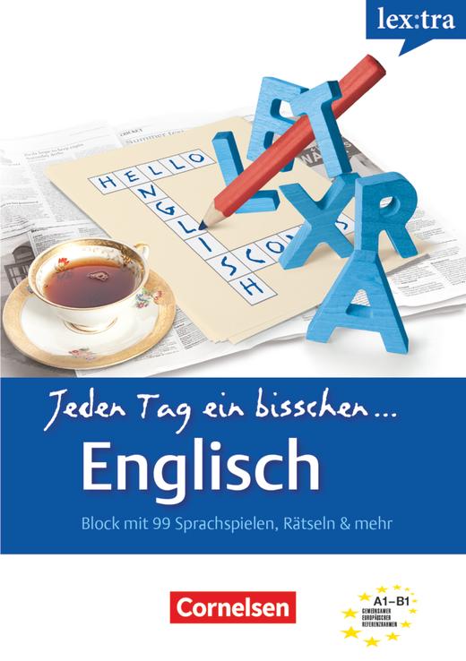 Lextra - Englisch - Selbstlernbuch - Band 1: A1-B1