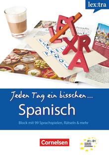 Lextra - Spanisch - Selbstlernbuch - A1-B1