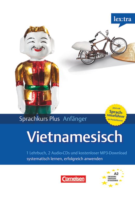 Lextra - Vietnamesisch - Selbstlernbuch mit CDs - A1/A2