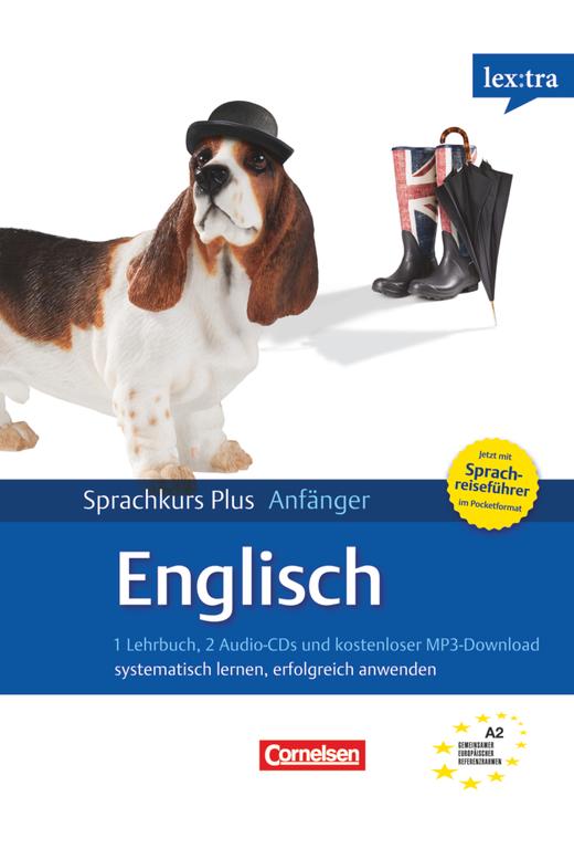 Lextra - Englisch - Selbstlernbuch mit CDs (Neubearbeitung) - A1/A2