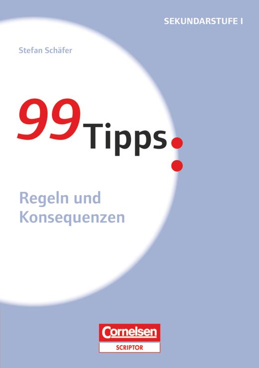 99 Tipps - Regeln und Konsequenzen - Buch