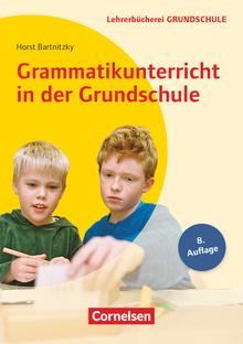 Lehrerbücherei Grundschule - Grammatikunterricht in der Grundschule (8. Auflage) - Für die Klassen 1 bis 4 - Buch