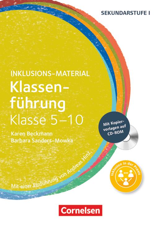 Inklusions-Material - Klassenführung - Buch mit CD-ROM - Klasse 5-10