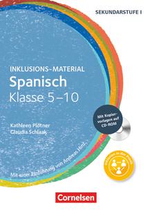Inklusions-Material - Spanisch - Buch mit CD-ROM - Klasse 5-10