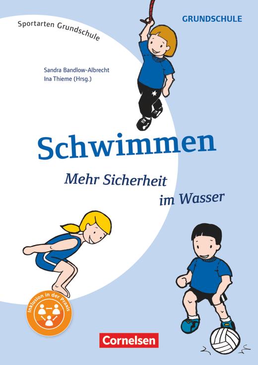 Sportarten Grundschule - Schwimmen - Mehr Sicherheit im Wasser - Kopiervorlagen