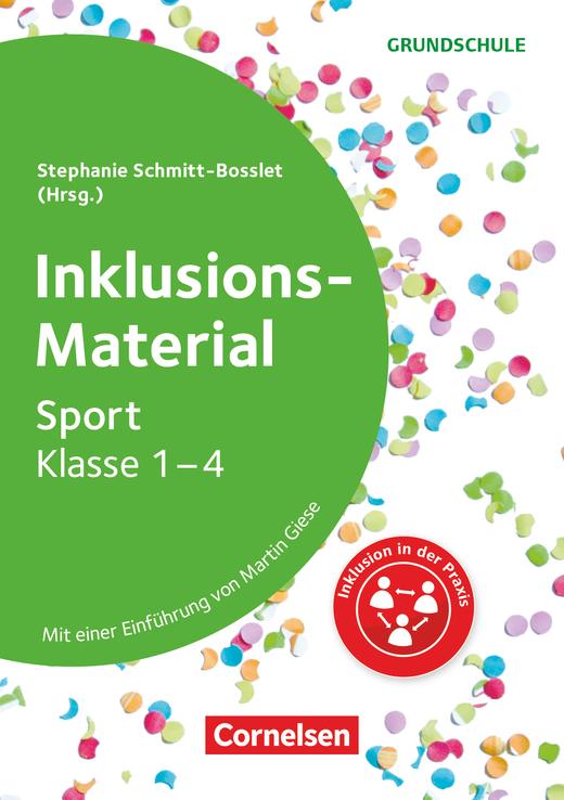 Inklusions-Material Grundschule - Sport - Buch - Klasse 1-4