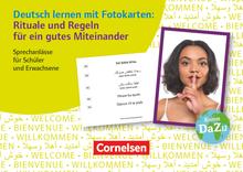Deutsch lernen mit Fotokarten - Sekundarstufe I/II und Erwachsene