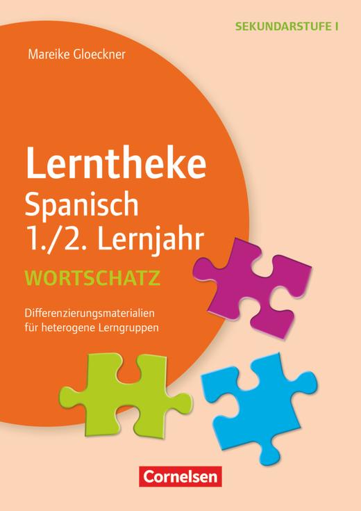 Lerntheke - Wortschatz 1./2. Lernjahr - Differenzierungsmaterialien für heterogene Lerngruppen - Kopiervorlagen