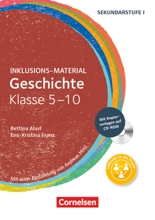 Inklusions-Material - Geschichte - Buch mit CD-ROM - Klasse 5-10