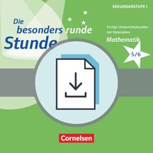 Die besonders runde Stunde - Sekundarstufe I - Kopiervorlagen als PDF - Klasse 5/6