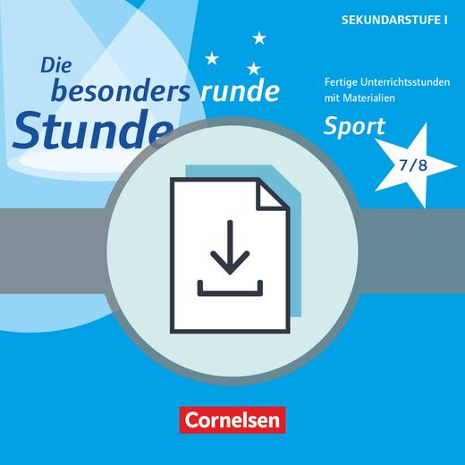 Die besonders runde Stunde - Sekundarstufe I - Kopiervorlagen als PDF - Klasse 7/8
