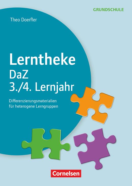 Lerntheke Grundschule - Klasse 3/4 - Differenzierungsmaterial für heterogene Lerngruppen - Kopiervorlagen