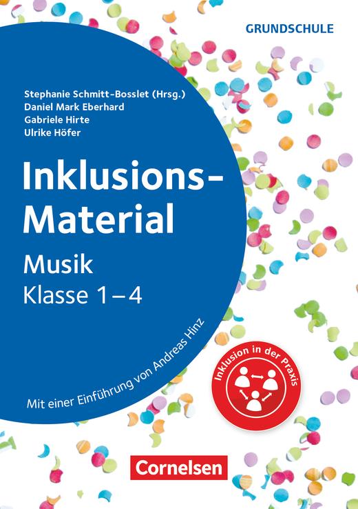 Inklusions-Material Grundschule - Musik - Buch - Klasse 1-4