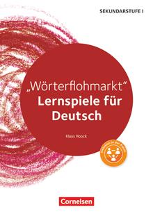 Lernspiele Sekundarstufe I - Wörterflohmarkt - Kopiervorlagen - Klasse 5-10