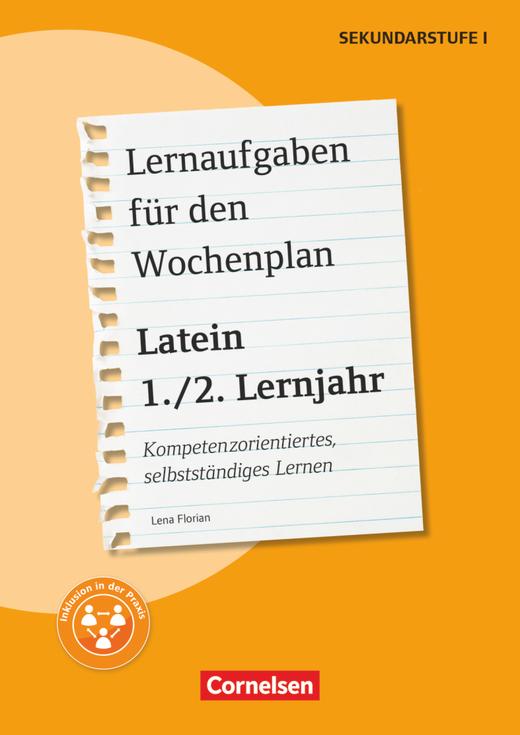 Lernaufgaben für den Wochenplan - Kopiervorlagen - 1./2. Lernjahr