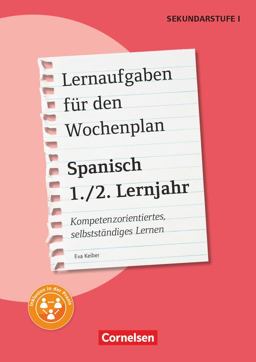 Lernaufgaben für den Wochenplan - Kopiervorlagen (2. Auflage) - 1./2. Lernjahr