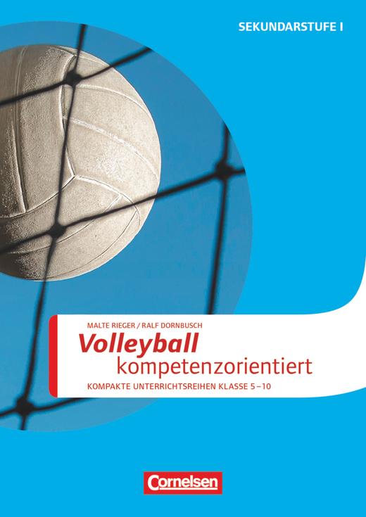 Sportarten - Volleyball kompetenzorientiert - Kopiervorlagen