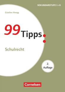 99 Tipps - Schulrecht - Buch