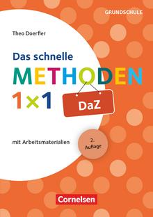 Das schnelle Methoden 1x1 - Grundschule - DaZ - Mit Arbeitsmaterialien - Buch