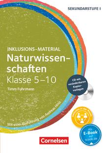 Inklusions-Material - Naturwissenschaften - Buch mit CD-ROM - Klasse 5-10