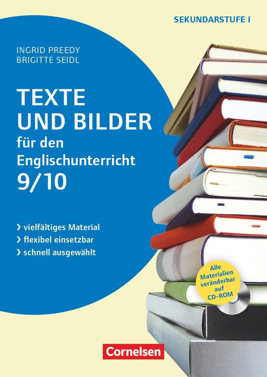 Texte und Bilder - (2. Auflage) - Buch mit Kopiervorlagen auf CD-ROM - Klasse 9/10