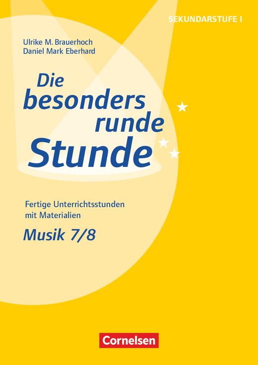 Die besonders runde Stunde - Sekundarstufe I - Kopiervorlagen - Klasse 7/8