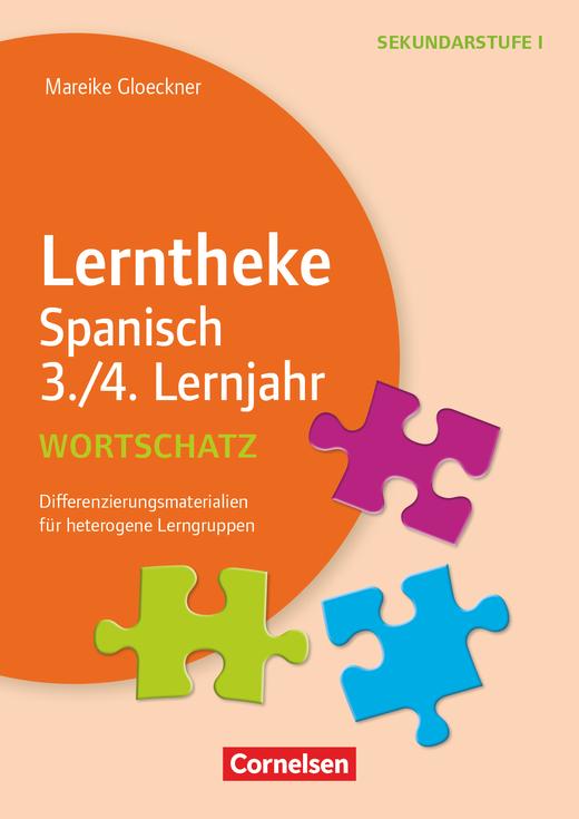 Lerntheke - Wortschatz 3./4. Lernjahr - Differenzierungsmaterialien für heterogene Lerngruppen - Kopiervorlagen